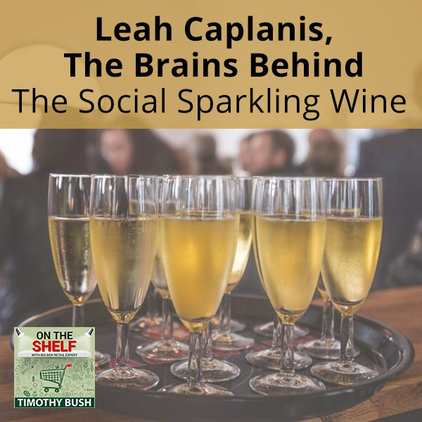 Leah Caplanis, The Brains Behind The Social Sparkling Wine