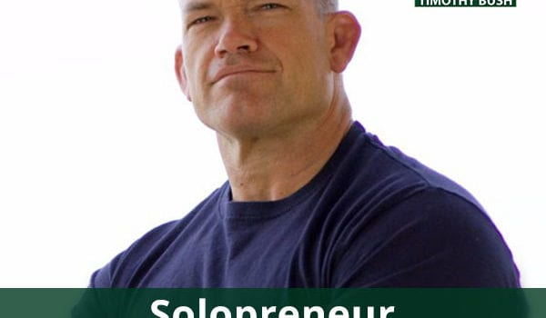 Solopreneur Leadership Strategies with Jocko Willink