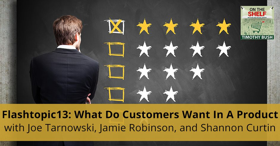 OTS 150 | What Customers Want