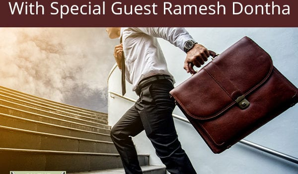 How To Be An Agile Entrepreneur With Special Guest Ramesh Dontha