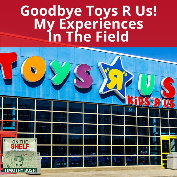 OST 127 | Toys R Us Closing