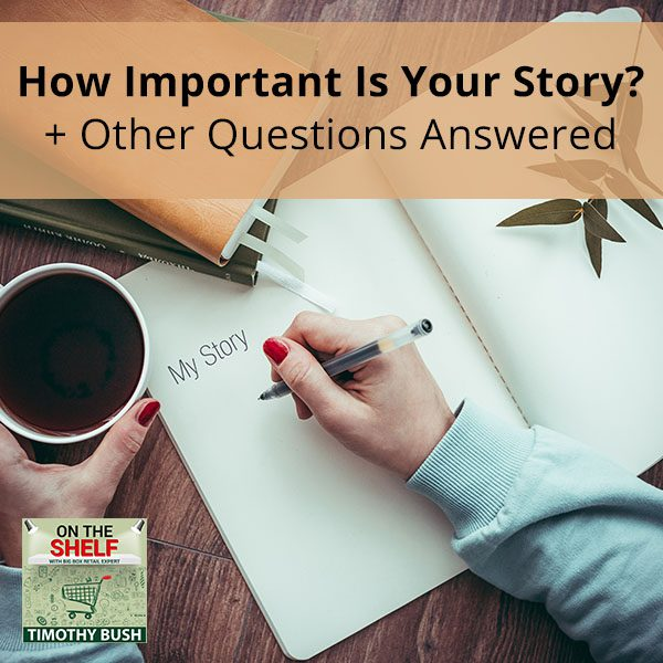OTS 134   Your Story