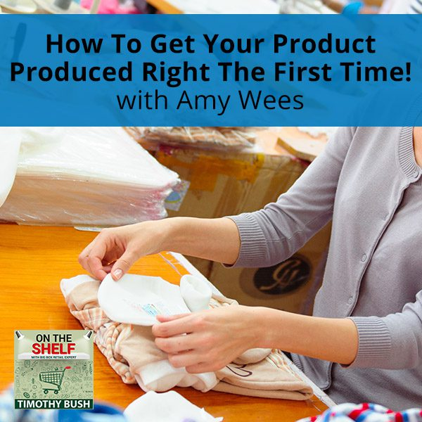 OTS 148 | Producing Your Product